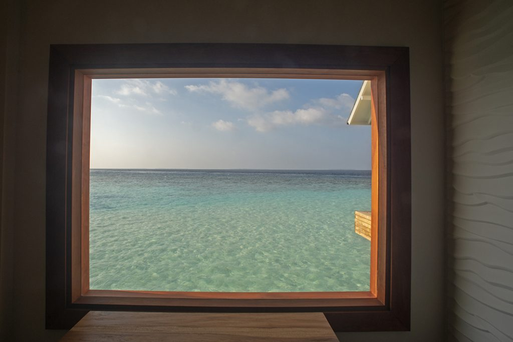 Vue sur mer / A room with a view